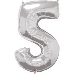 NUMERO 5 PALLONCINO