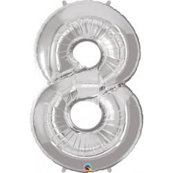 NUMERO 8 PALLONCINO