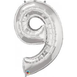 NUMERO 9 PALLONCINO